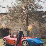 Charles Leclerc News Charles And Sebastian With The Ferrari Monza Sp2