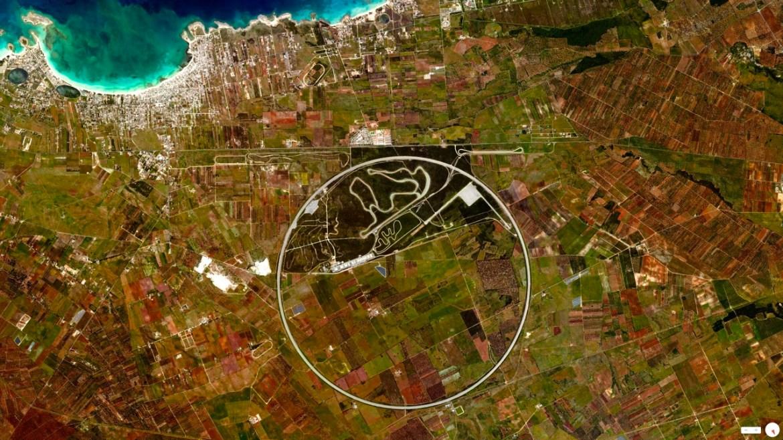 Nardò Ring Nardò, Italy 40°19′38″N 17°49′34″E