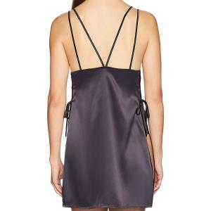 Women's Satin Chemise with Lace. This chemist has more of a loose, drapey fit rather than a fitted... , Sun, 1 9 Sep 2021 12:01:24 +0100
