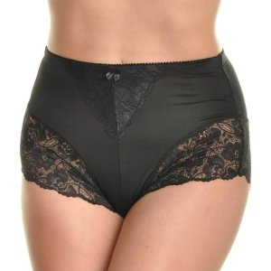 These high-waisted briefs have a cute lace accent around the thighs and are suitable for slight... , Fri, 18 Jun 2021 14:24:41 +0100