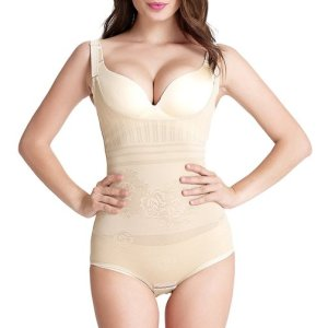 Women's Shapewear Body Briefer Slimmer Full Body Shaper. The hourglass figure you've always dreamed... , Thu , 09 Sep 2021 06:01:44 +0100