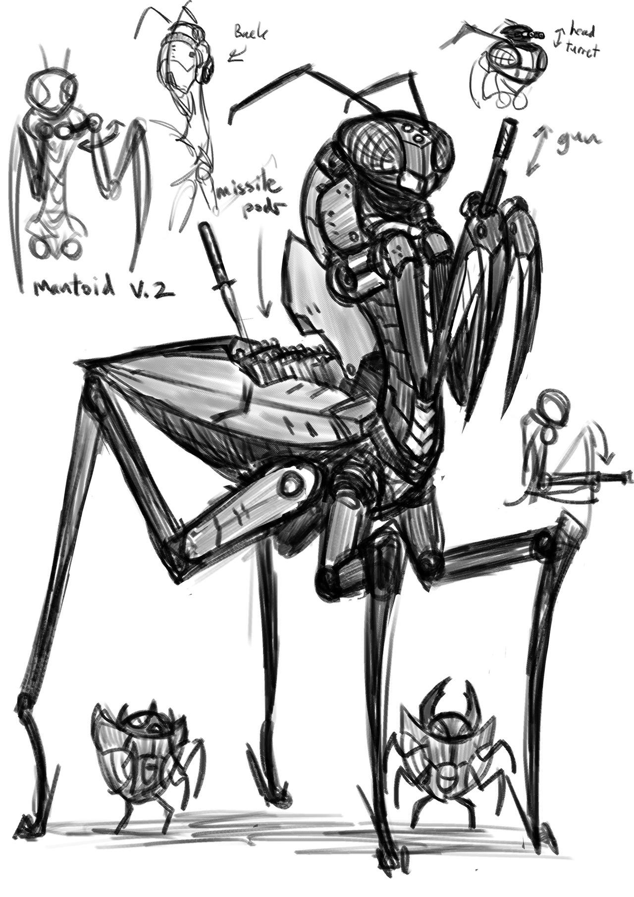 Beetle Drone