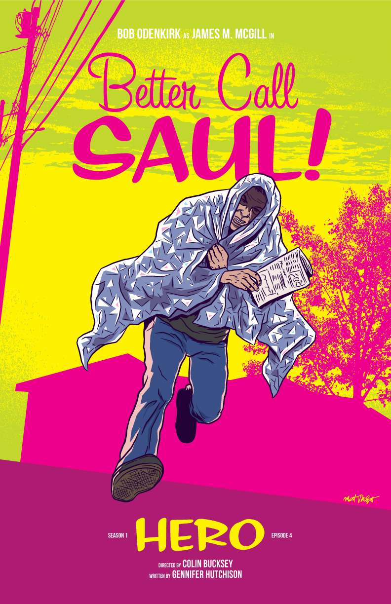better call saul season 1 posters by