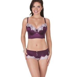 Danielle Longline Bra. Side boning and power mesh wings for added support, Back adjustable... , Tue, 04 May 2021 04:48:45 +0100