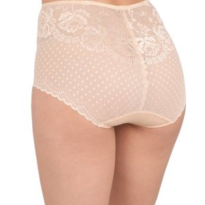 Elegant nude high waist brief gives you light body control for a smooth silhouette under tighter... , Tue, 23 Feb 2021 19:12:43 +0000
