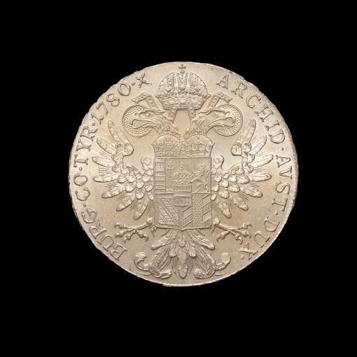 Østrig : Maria Theresia Thaler 1780(restrike)
