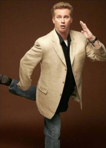 Comedian Brian Regan to visit Destination Tampa Bay at the Mahaffey Theater in downtown St Pete for live comedy.