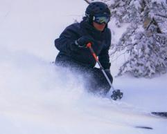WhiteRoom Skis BOSS model