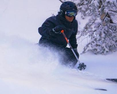 WhiteRoom Skis BOSS model