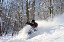 Vermont Backcountry: Photo Dalton Harben