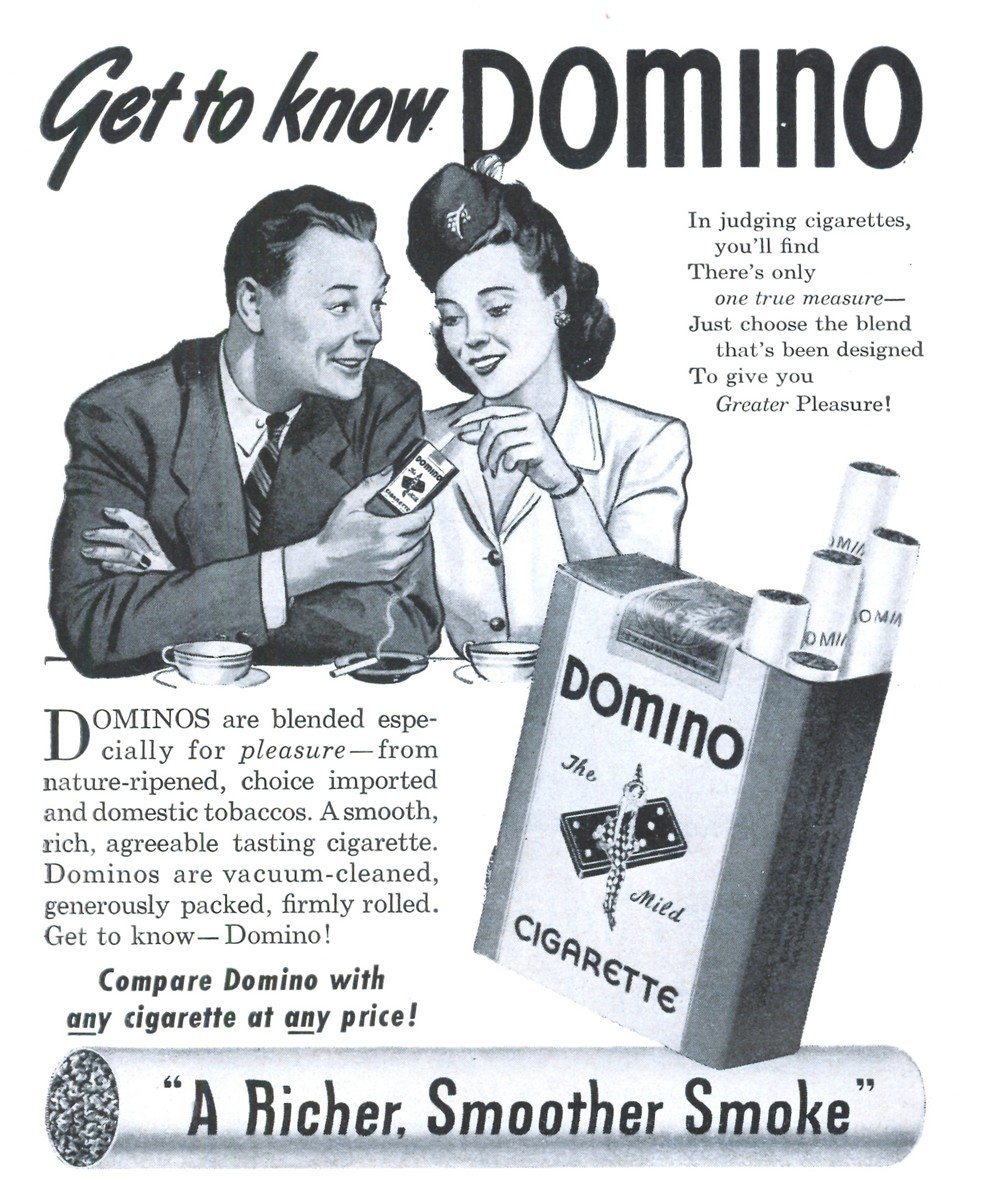 Domino - published in Life - October 5, 1942