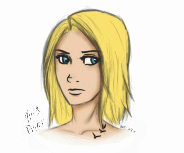 bleuwrites: Divergent - Beatrice (Tris) Prior by ava-crow