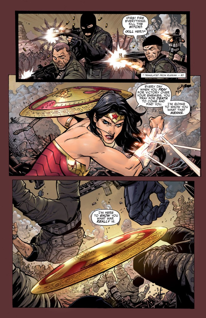 Liga da Justiça Rebirth de Bryan Hitch e de Tony Daniel