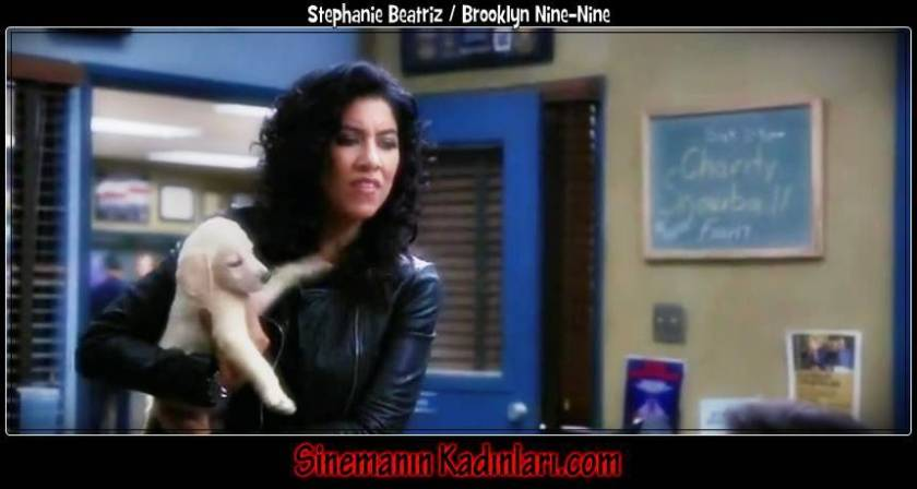 Stephanie Beatriz,Stephanie Beatriz Bischoff Alvizuri,Argentina,1982,The Closer,Modern Family,Southland,Jessie,Hello Ladies,Brooklyn Nine-Nine,Pee-wee's Big Holiday,You're Not You,Arjantin