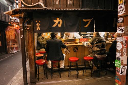 Image result for yakitori restaurant japan