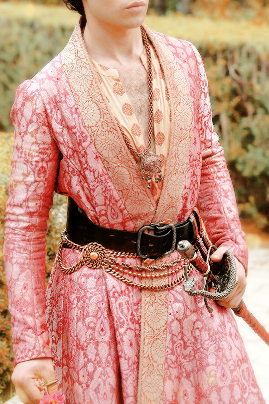"gameofthronesdaily: "" ♕ Trystane Martell 