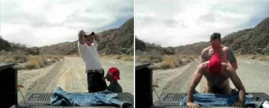 foda gay no deserto