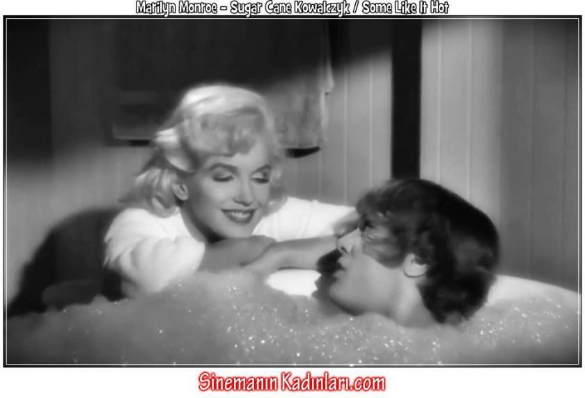 Some Like It Hot,Sugar Cane Kowalczyk,Marilyn Monroe,1926,Norma Jeane Mortenson,Let's Make Love,The Misfits Roslyn Taber,Amanda Dell,The Seven Year Itch,The Girl,O. Henry's Full House,Streetwalker,The Prince and the Showgirl,Elsie Marina,Ladies of the Chorus,Peggy Martin,