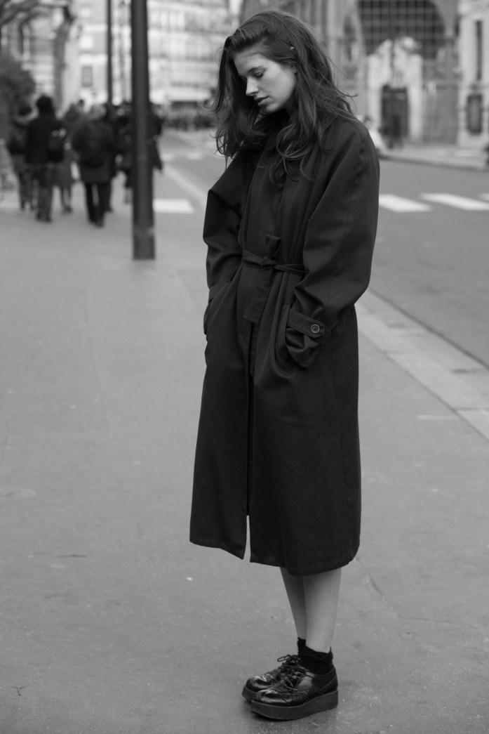 Delphie in Paris