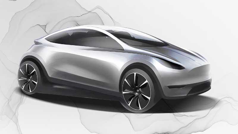 Tesla model 2 un automobil de 25 000 USD.