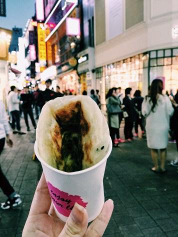 Myeong Dong Street Food