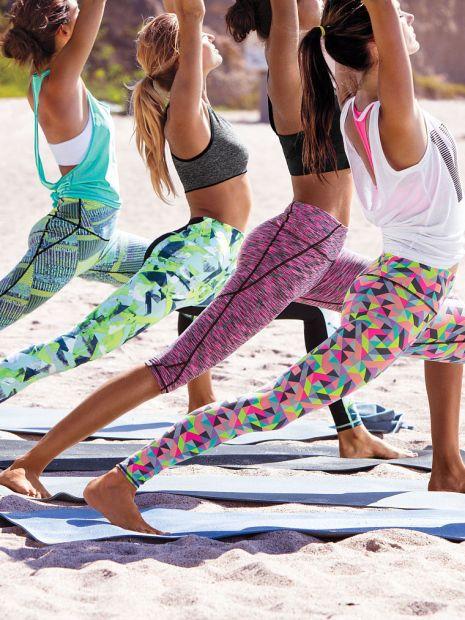 tập thể dục mỗi ngày