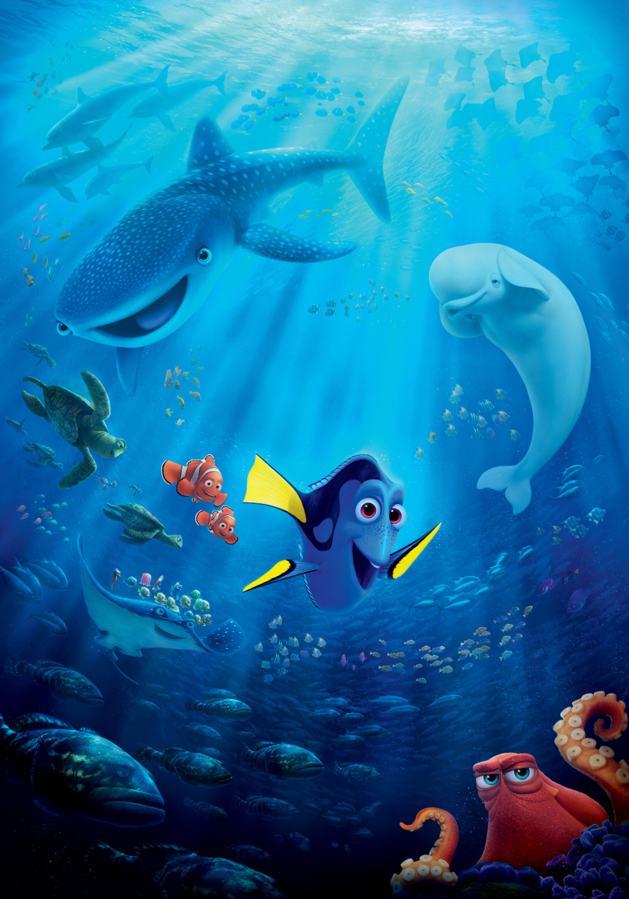 3 Ways Finding Dory Kept It Real About The Disability Experience