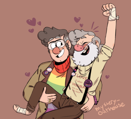 old and young gay tumblr