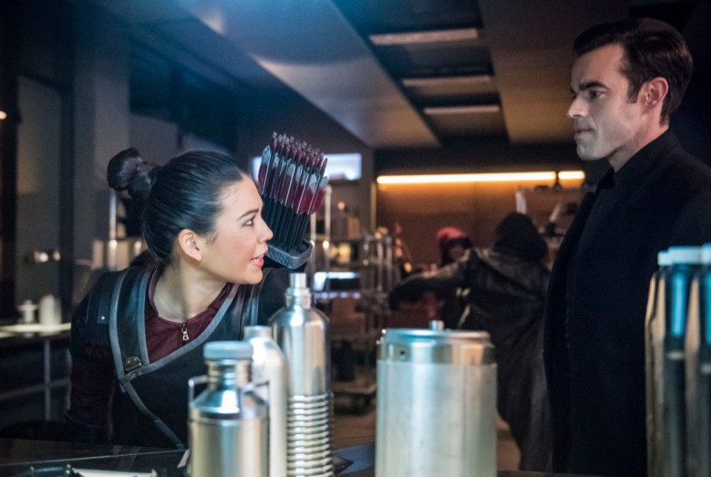 Image result for arrow 7 x 20 confessions
