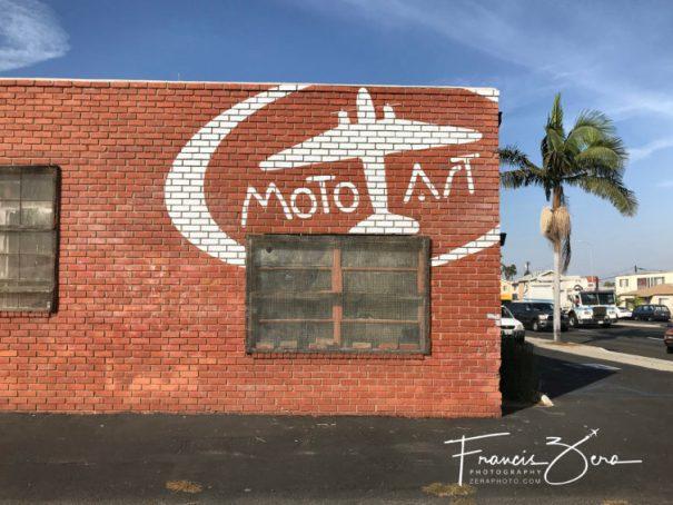 Motoart's Torrance, Calif., headquarters.