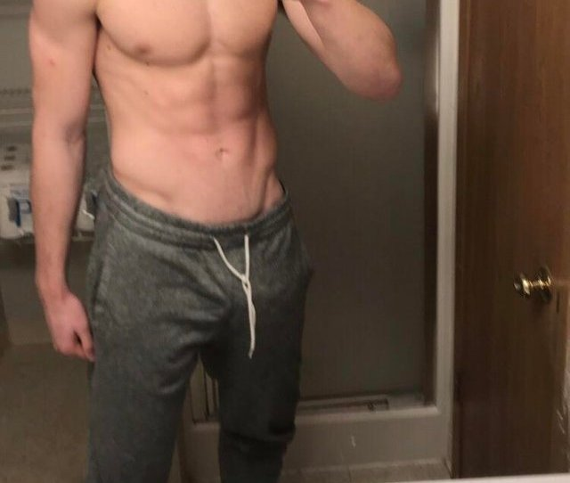 Looking Great In Sweats Maybe Bulge A Little More Original Post Here For