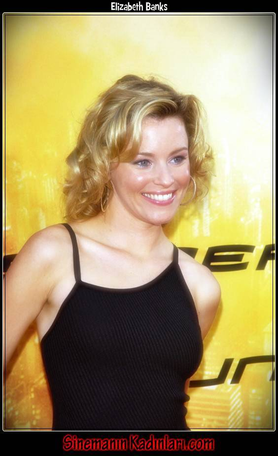 Spider-Man 3,Miss Brant,Scrubs,Dr.Kim Briggs,American Dad!,Lisa Silver,30 Rock,Avery Jessup,The Hunger Games:Catching Fire,Effie Trinket,The Hunger Games:Mockingjay-Part 1,The Hunger Games:Mockingjay-Part 2,Elizabeth Banks,Elizabeth Maresal Mitchell,1974,ABD,Sex and the City,Catherine,Love & Mercy,Melinda Ledbetter,Liz Banks