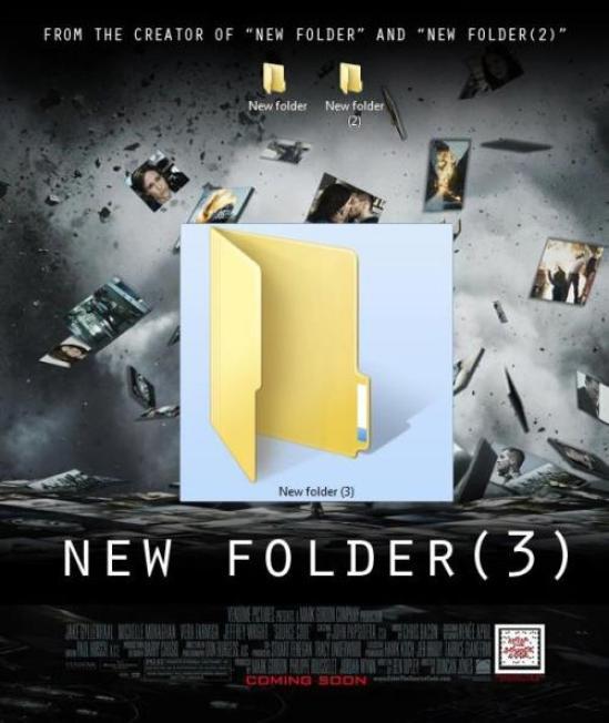 New Folder Nueva Carpeta