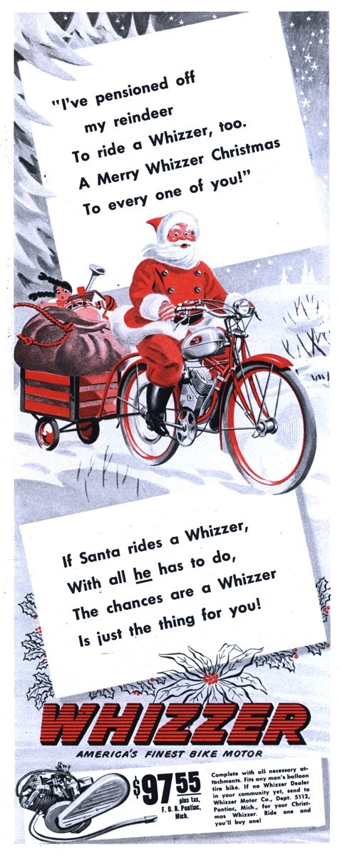 Whizzer - published in Look - December 23, 1947