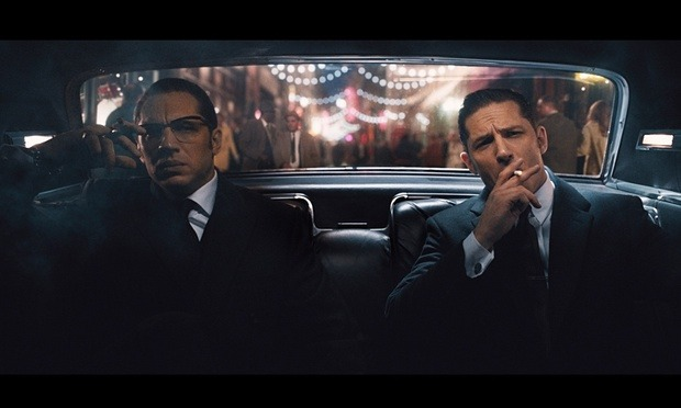 Directed by Brian Helgeland Starring Tom Hardy Emily Browning David Thewlis Christopher Eccleston Chaz Palminteri Oscar winning director Brian Helgeland tells the story of gangster twins Reggie and Ron Kray and their legacy of the 1960s London...