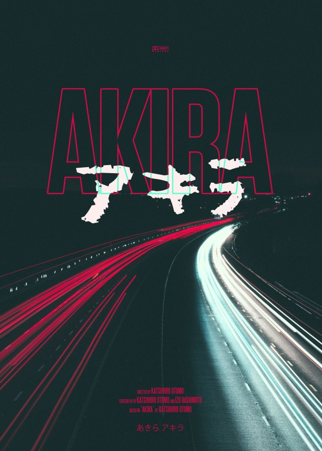 Day 73 of 365 – Akira. Buy this poster.