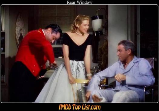Rear Window,1954,Arka Pencere,ABD,Окно во двор,Alfred Hitchcock,James Stewart,Grace Kelly,Wendell Corey,Thelma Ritter,Raymond Burr,Judith Evelyn,112 Dak.,Nostalji Film,Klasik Film,Hollywood,Nostalji Sineması,Imdb Top List,