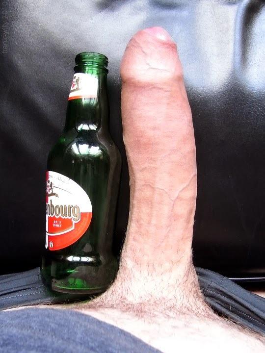 penis garrafa de cerveja importada