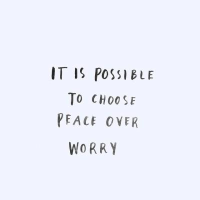 Worry Quotes Tumblr