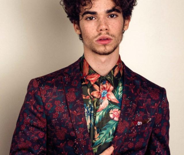Cameron Boyce Photographed By Tj Manou For Lapalme Magazine Cameron Wears Suit And Shirt Topman