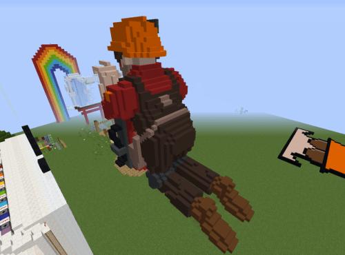 Tf2 In Minecraft Tumblr
