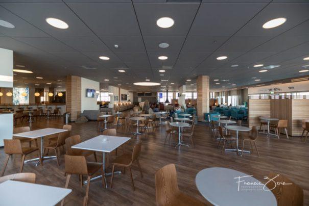 The Saga Lounge at KEF - Eurostyle FTW