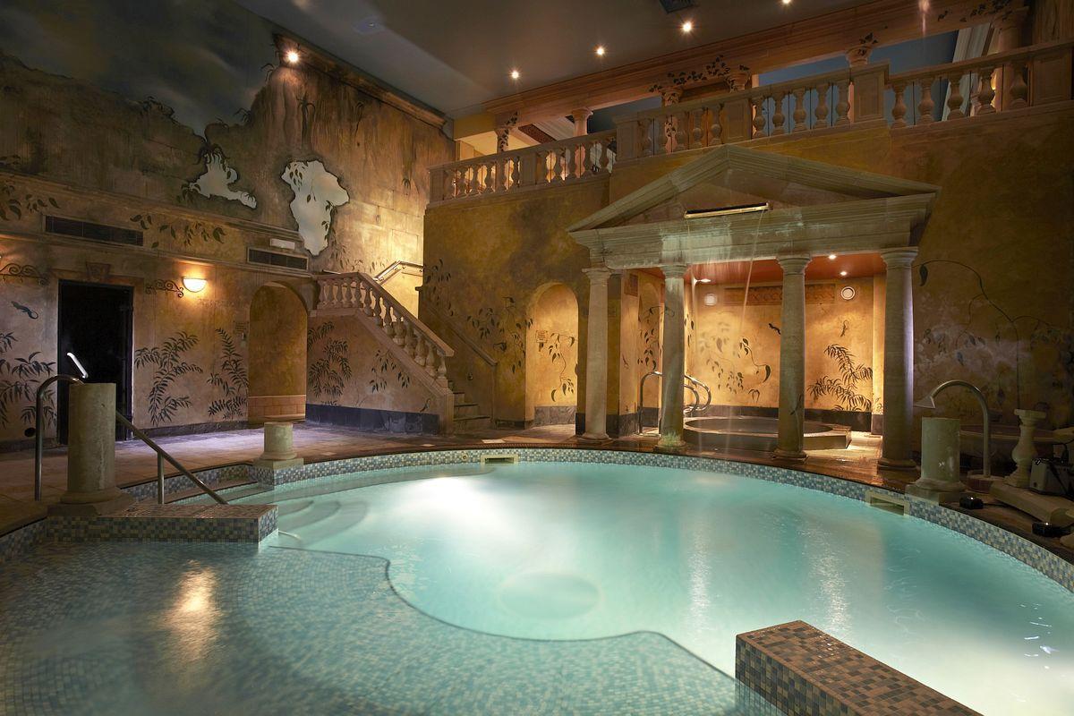 Rowhill Grange Hotel Amp Utopia Spa A 19th Century
