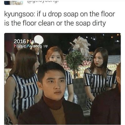 25 Best Memes About Do Kyungsoo Do Kyungsoo Memes