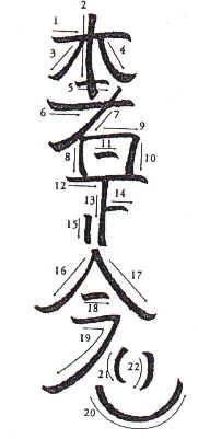 Image result for Hon Sha Ze Sho Nen