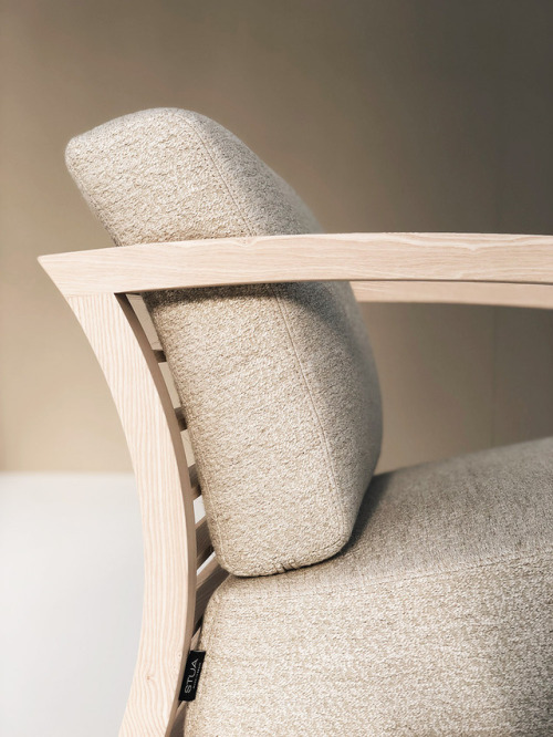 tumblr_pfz1hrTMKG1qfx0suo1_500 stua:  Studio life to capture the the details of Malena armchair... Contemporary