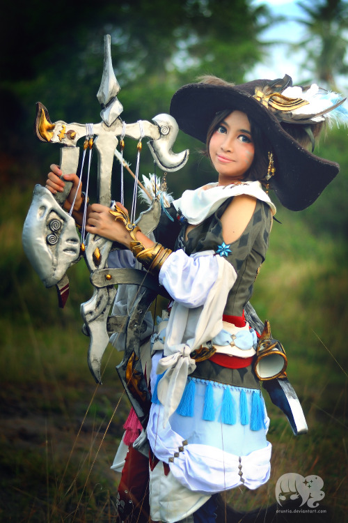 Final Fantasy Bard Tumblr