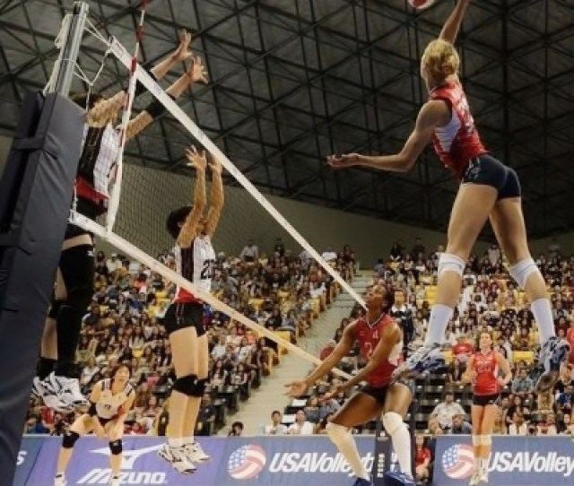 Usa Volleyballvoleibolhillvolleyballaddicts