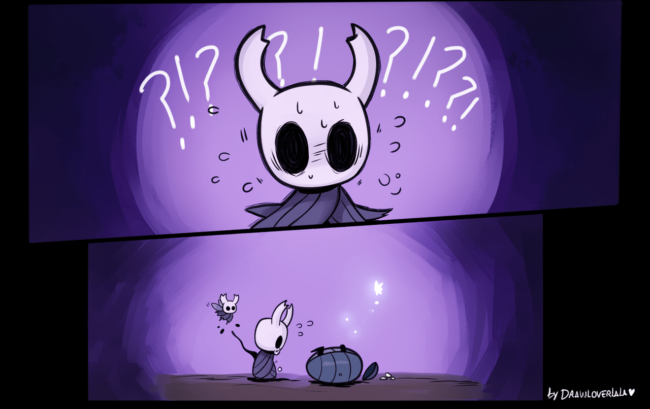 Fine On Twitter Hollow Knight Myla Infected Hd Png Download