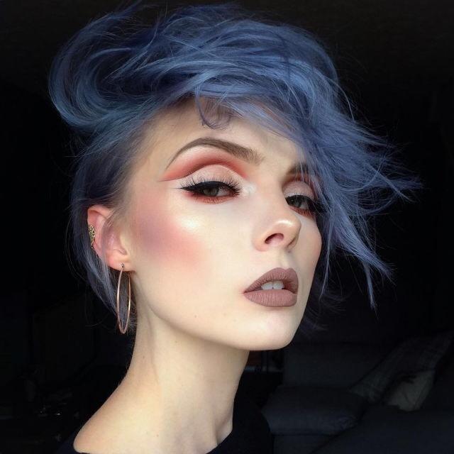 COLORED HAIR BLOG 🍭
